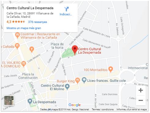 C.C. La Despernada