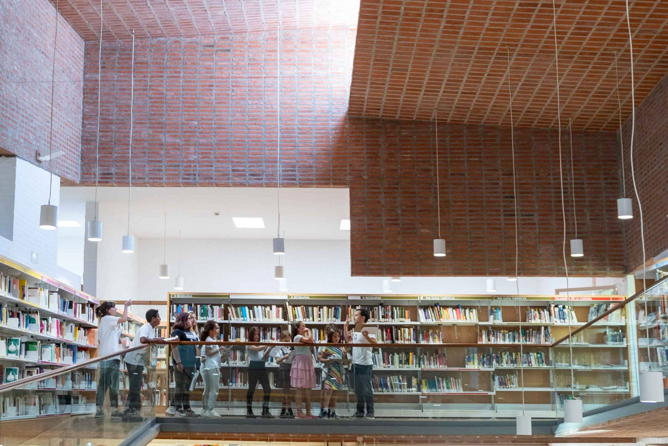 Imagen de la Biblioteca F. Lázaro Carreter