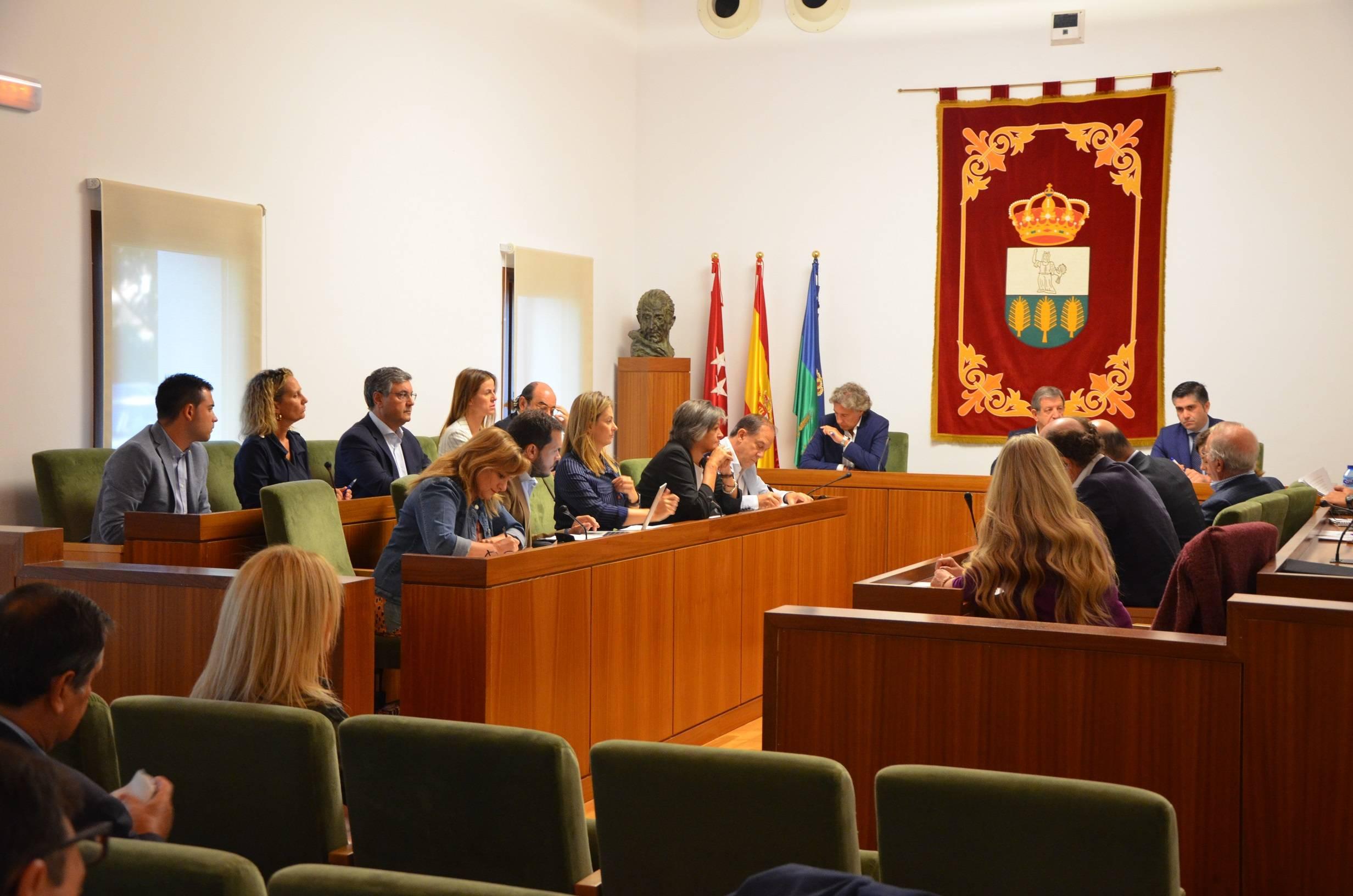 Sesión ordinaria del pleno 12 septiembre 2019
