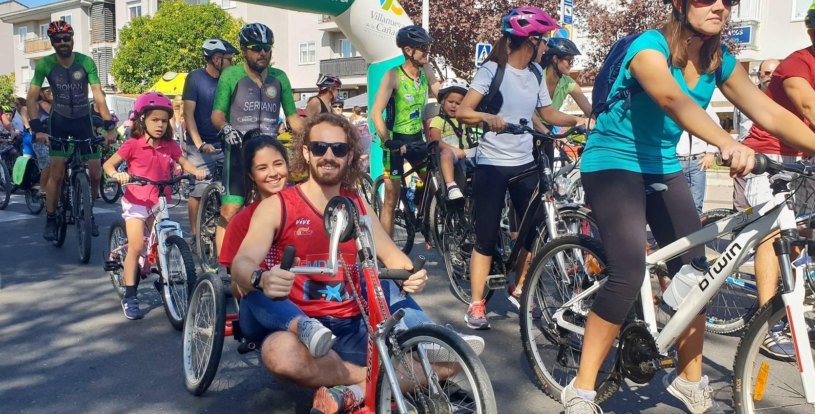 Participantes XXXII Fiesta de la Bicicleta