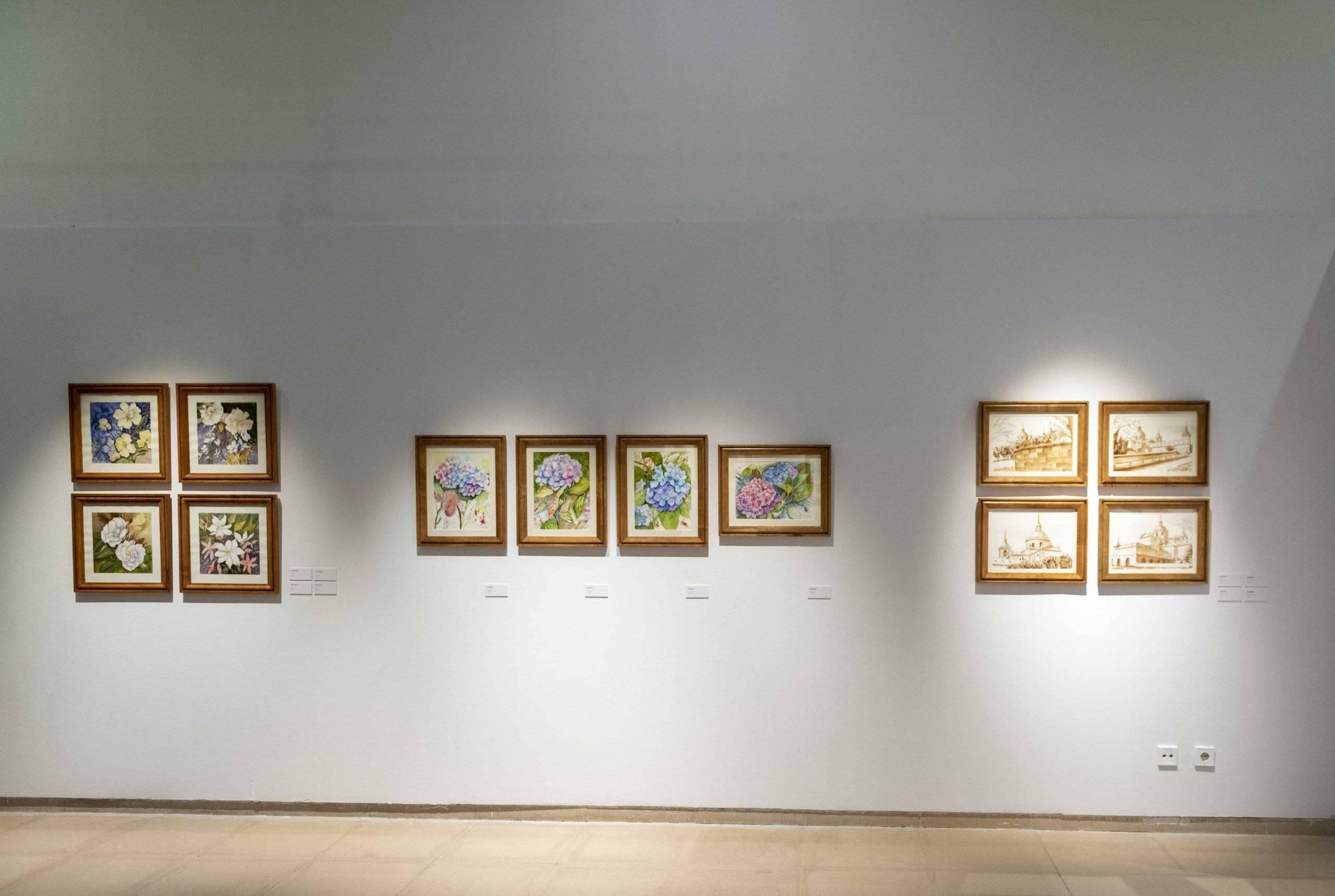 Exposición de Vicente González Rodríguez.