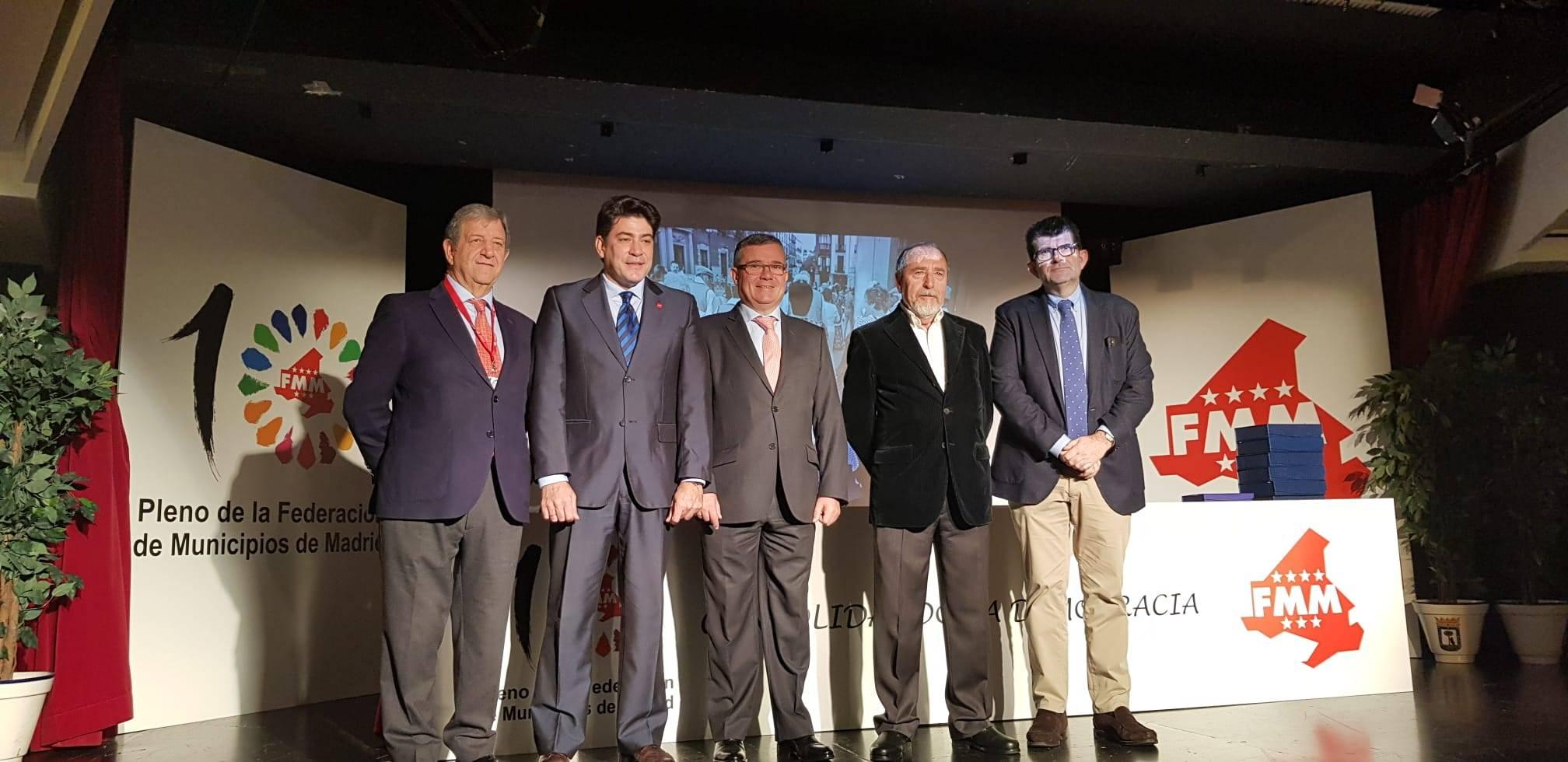 Alcaldes presidentes de la FMM desde su fundación.