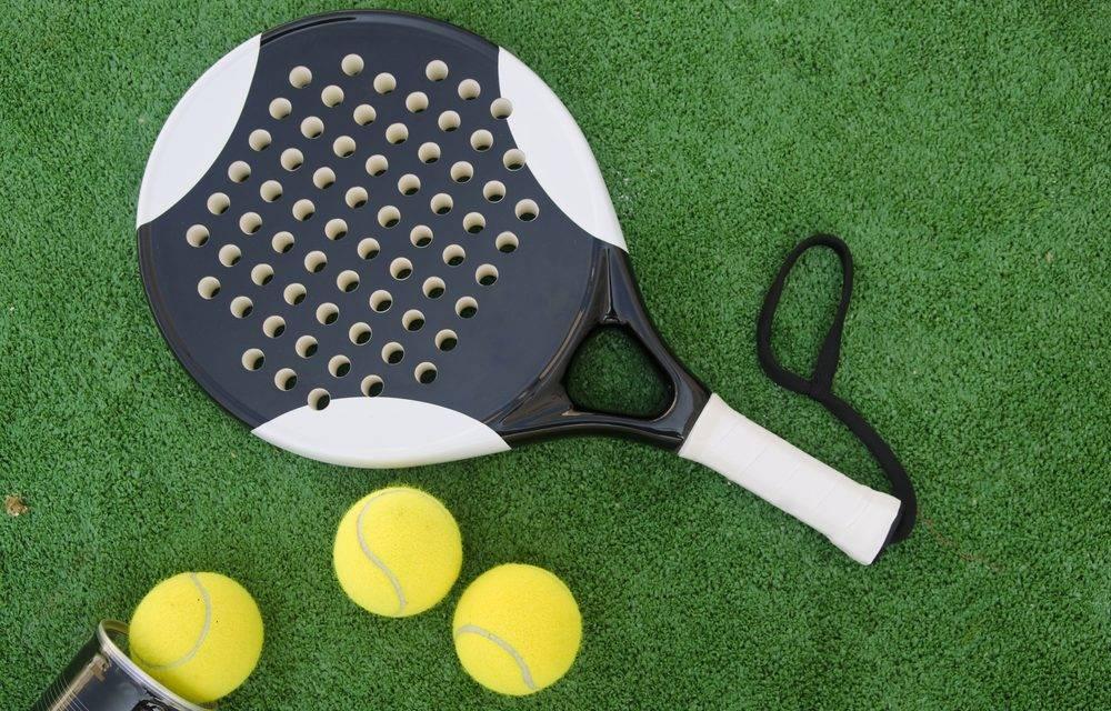raqueta padel
