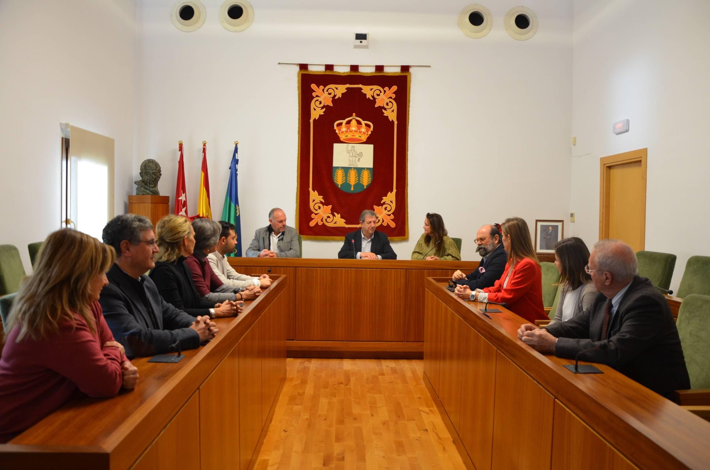 El acto ha tenido lugar en el Salón de Plenos del Ayuntamiento.