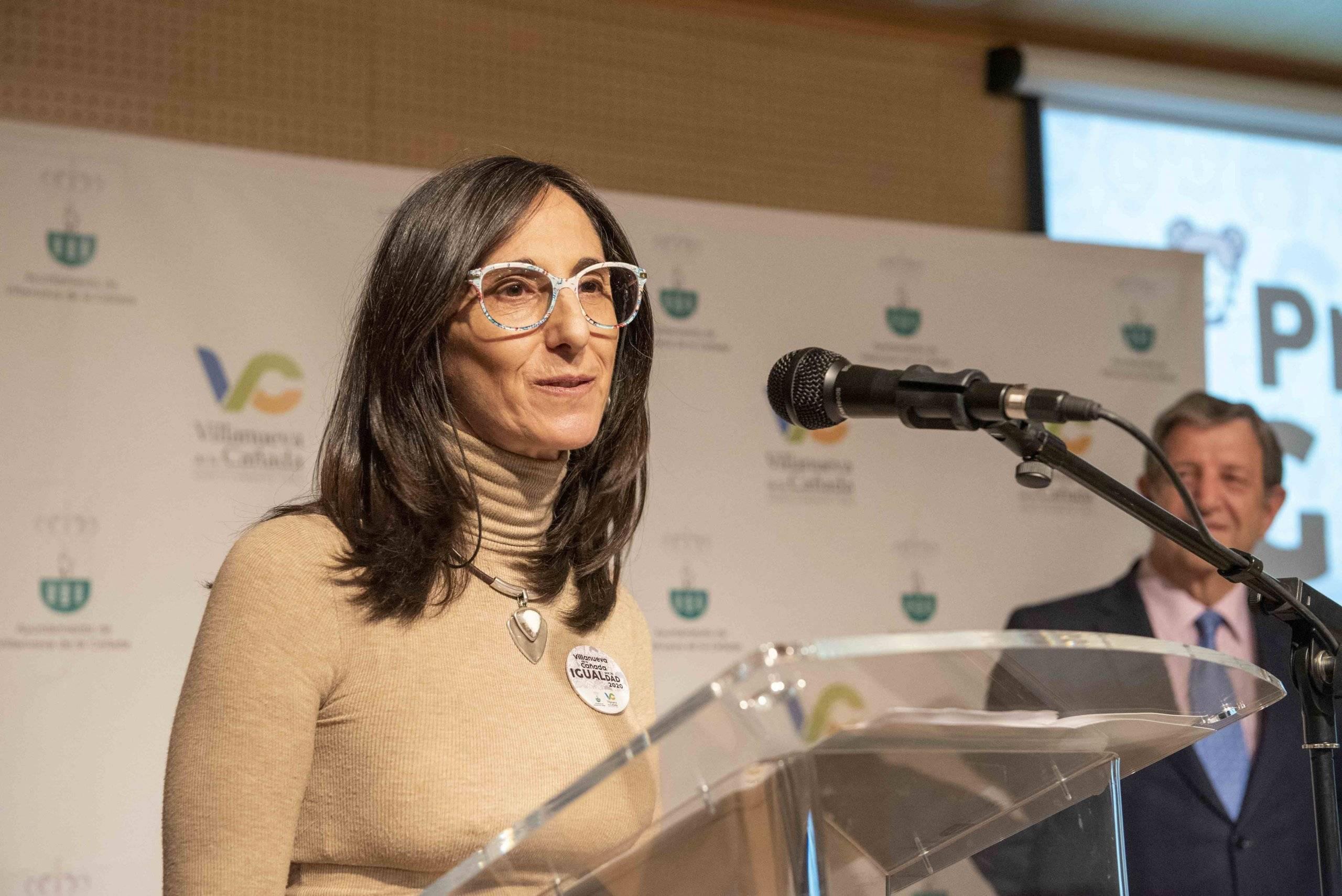 Discurso de la Dra. Cristina Galván, galardonada con el Premio por la Igualdad 2020.
