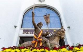 Talla de Santiago Apóstol