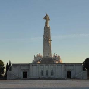 Santuario Cerro de los Ángeles. Fuente: cerrodelosangeles.es