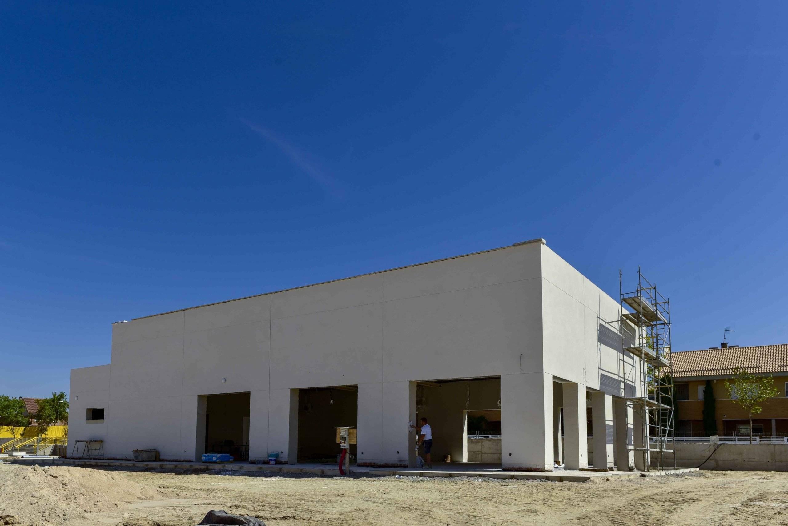 El CEIPSO contará con nuevo edificio donde se ubicará un gimnasio.