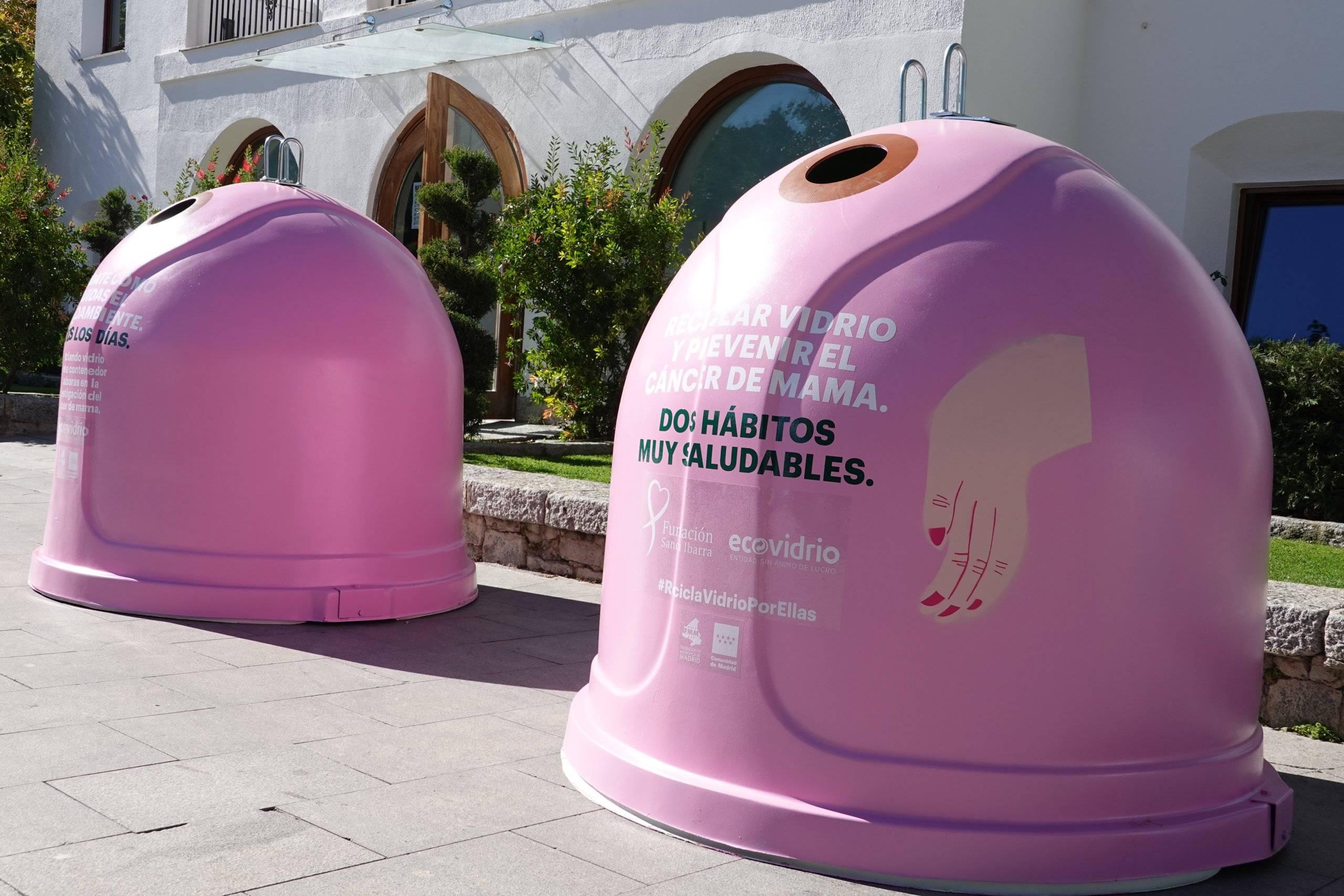 La instalación de los mismos se ha realizado en la plaza de España.