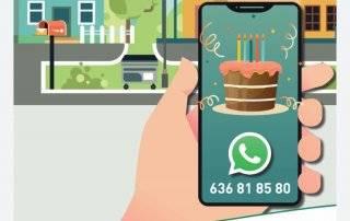 Servicio de emergencias vía whatsapp.