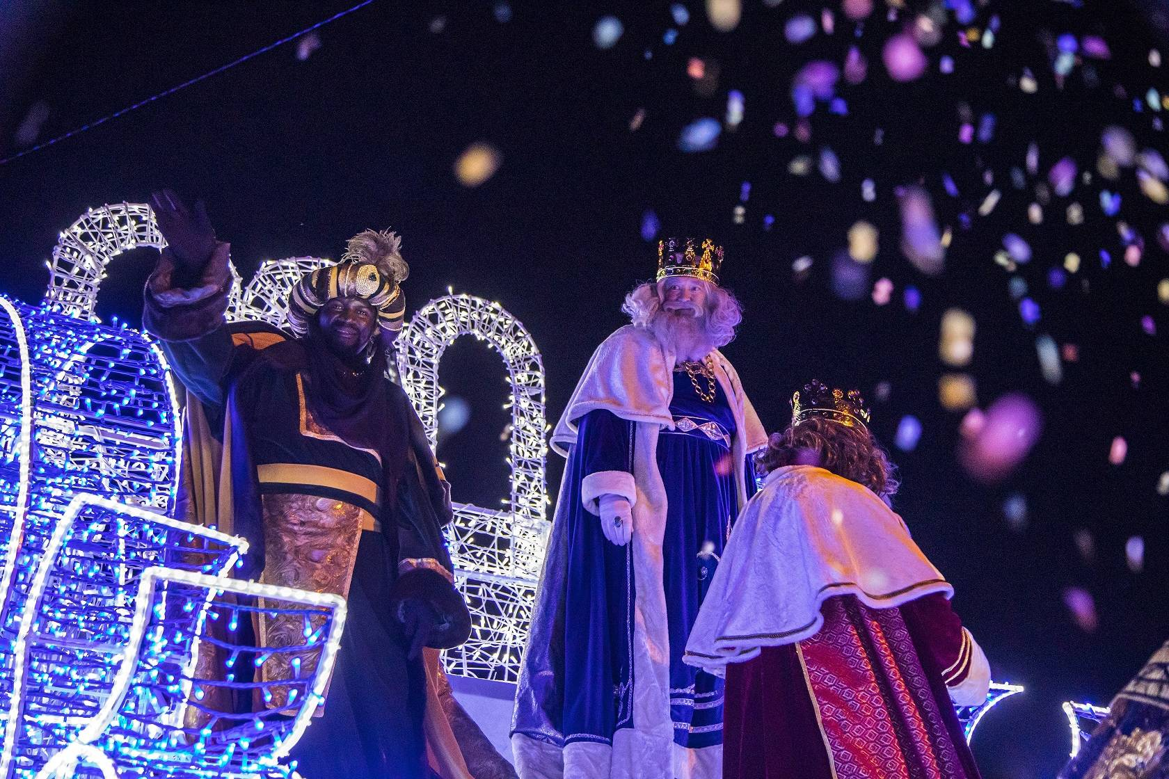 Se suspende la Cabalgata de Reyes como medida de prevención por el coronavirus