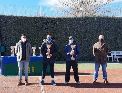 Se celebra el XIV Torneo de Promoción de Tenis-VIII Memorial Mario Colmenar
