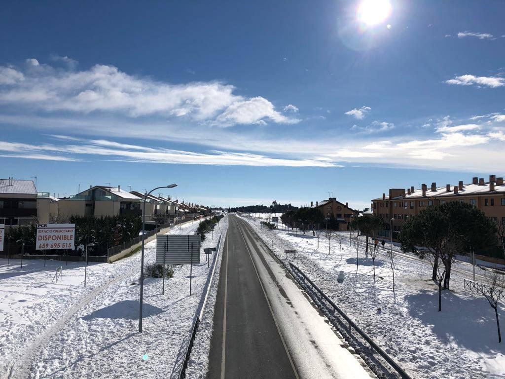 Carretera del municipio.