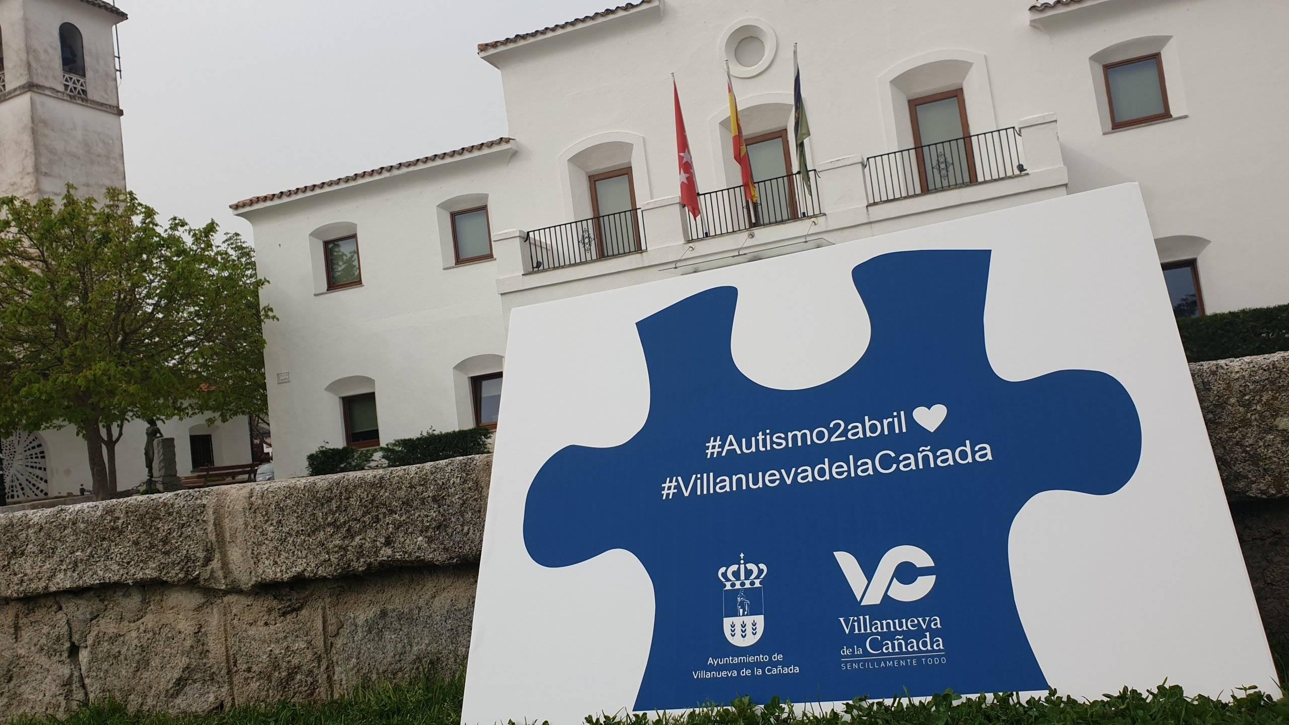Imagen del Día Mundial del Autismo.