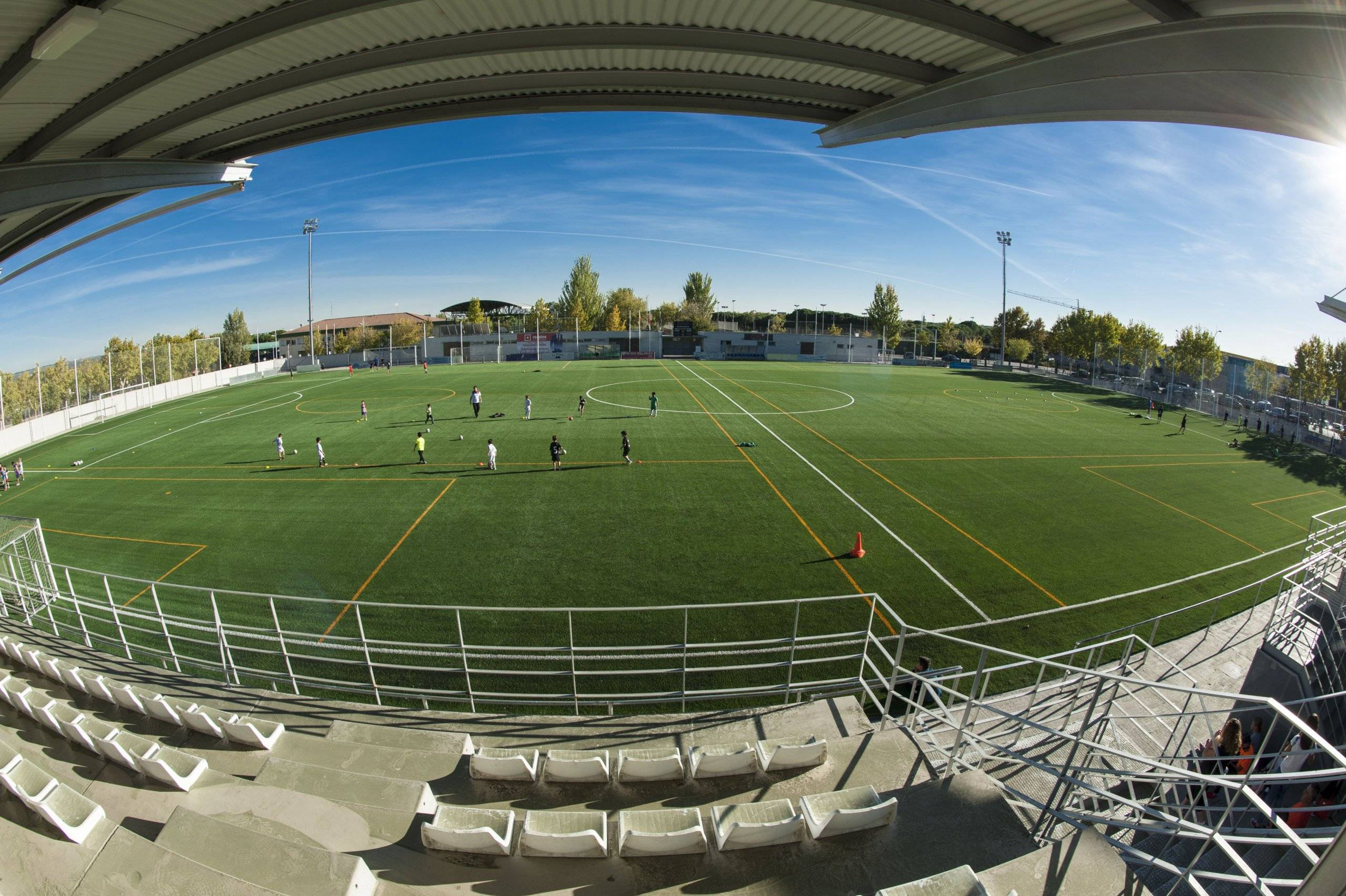 Campo Municipal de Fútbol.