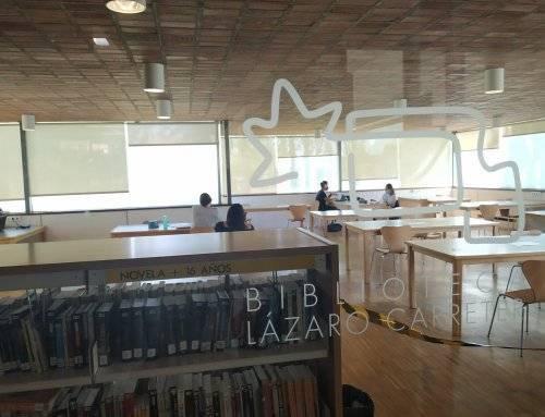 Ampliación del horario de la Biblioteca Municipal en época de exámenes