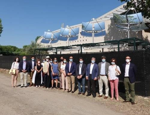 Villanueva de la Cañada, pionera en el uso de tecnología solar de última generación