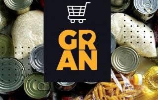 Cartel Gran Recogida de Alimentos imagen1
